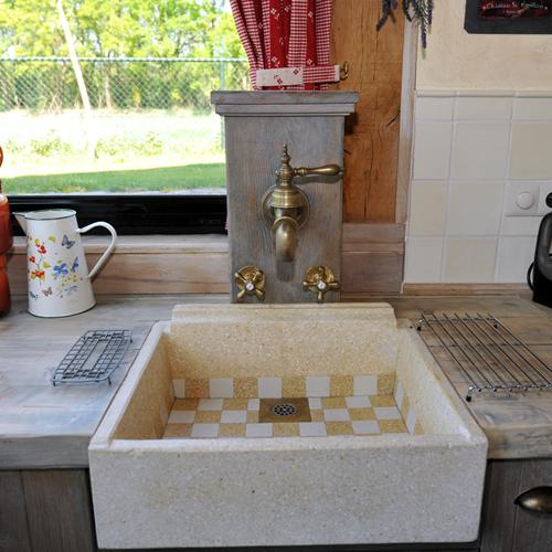 Keuken wasbak